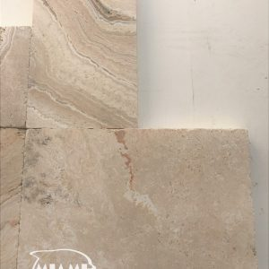 TRAVERTINE PAVER FRENCH PATTERN LEONARDO 02
