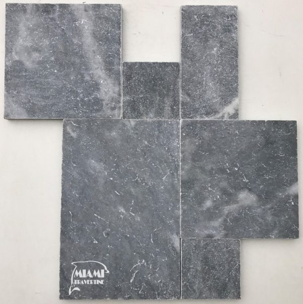BLUE SKY MARBLE PAVER FRENCH PATTERN 01