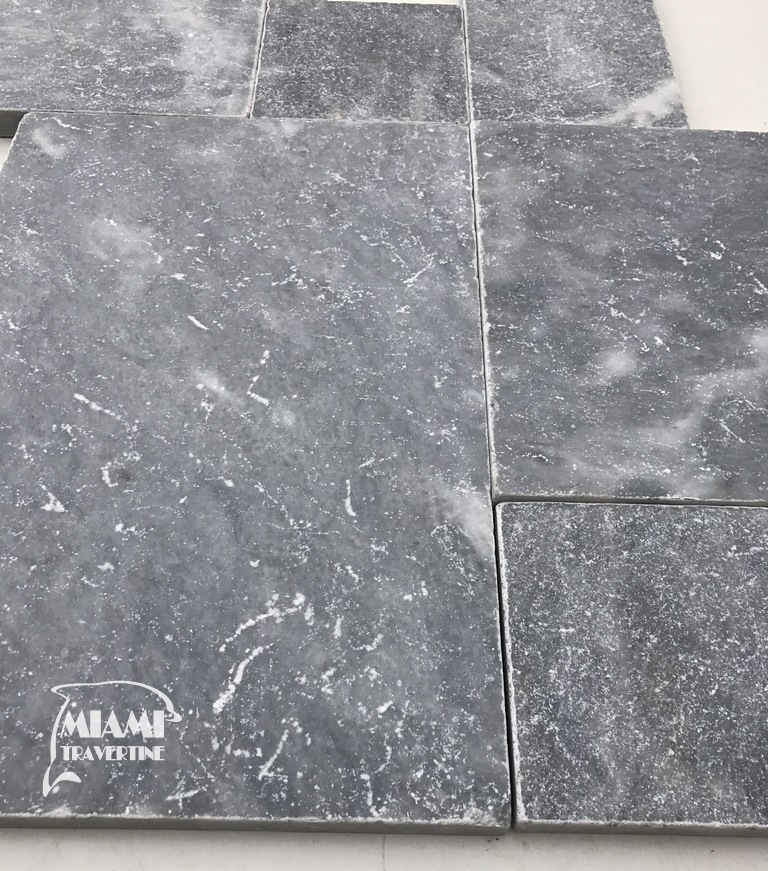 BLUE SKY MARBLE PAVER FRENCH PATTERN 02
