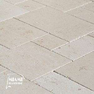 SHELLSTONE LIMESTONE TILE FRENCH PATTERN 02