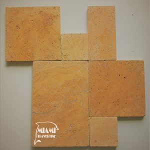 TRAVERTINE FRENCH PATTERN GOLD 01