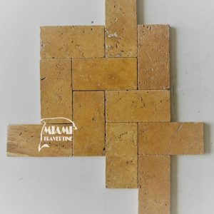 TRAVERTINE GOLD 6X12 01