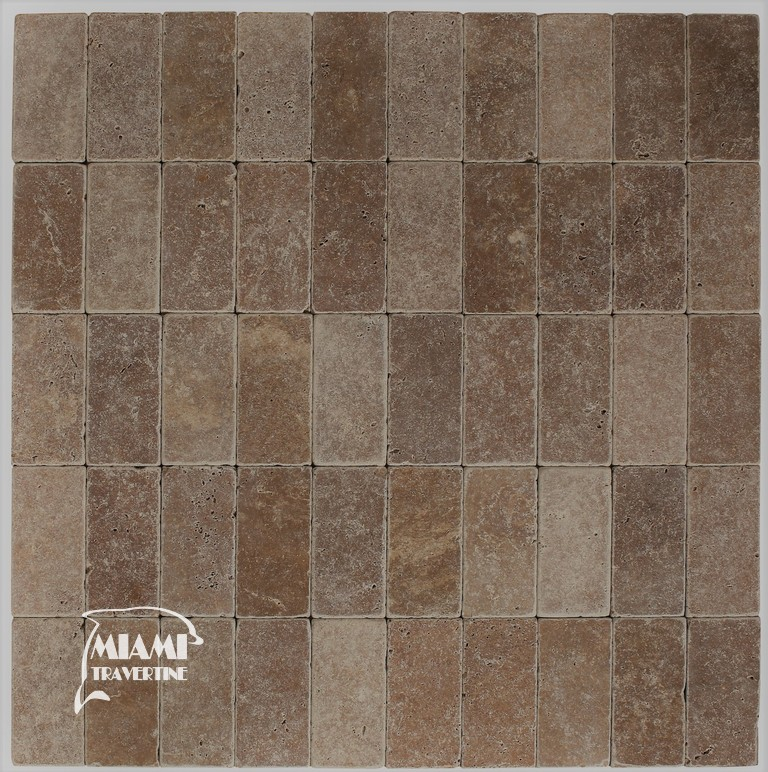 TRAVERTINE PAVER 6X12 NOCHE 01