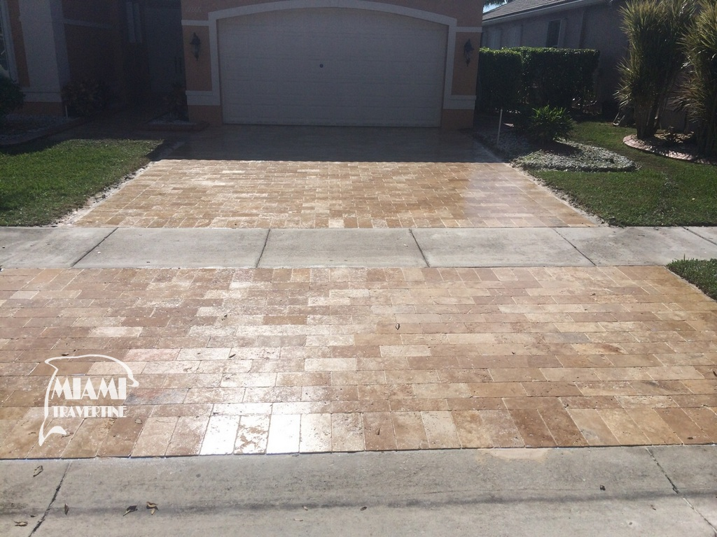 TRAVERTINE PAVER 6X12 NOCHE 02