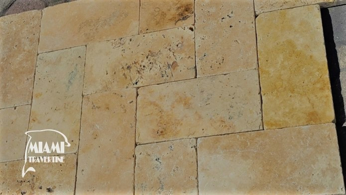 TRAVERTINE PAVER COUNTRY CLASSIC 6X12 01