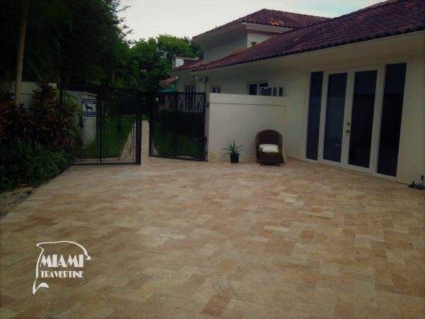 TRAVERTINE PAVER COUNTRY CLASSIC 6X12 02