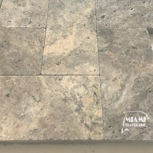 TRAVERTINE PAVER SILVER 6X12 02