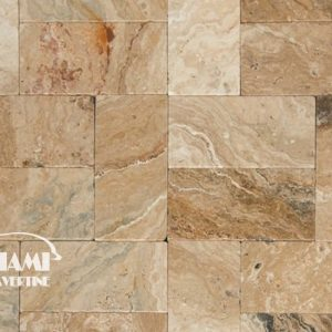 TRAVERTINE PAVERS LEONARDO 6X12 01