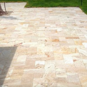 TRAVERTINE PAVERS LEONARDO 6X12 03