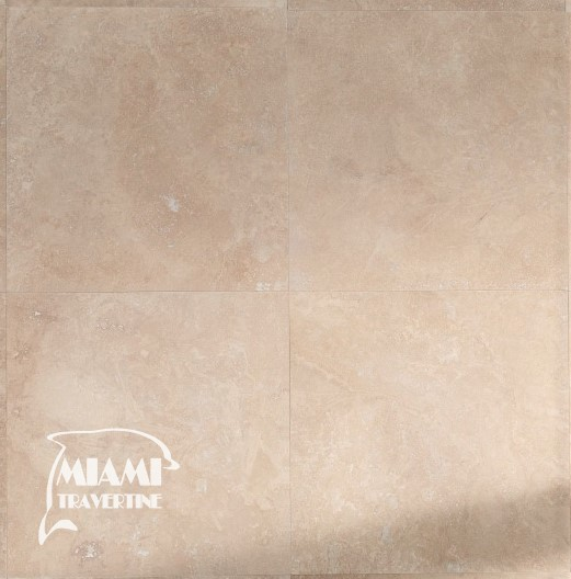 TRAVERTINE TILE FILLED HONED 24X24 MEDIUM 01