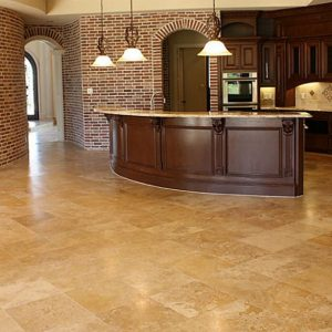 TRAVERTINE TILE FILLED HONED MEDIUM 02