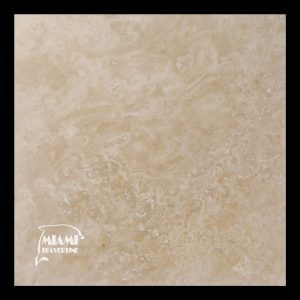 TRAVERTINE TILE HONED FILLED 24X24 IVORY CLASSIC 01