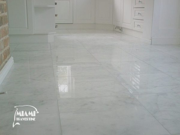 TURKISH CARRARA WHITE MARBLE POLISHED 24X24 03