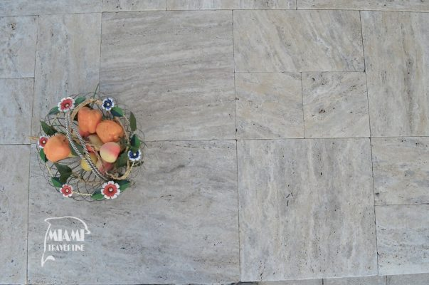 VALENCIA SILVER FRENCH PATTERN PAVER